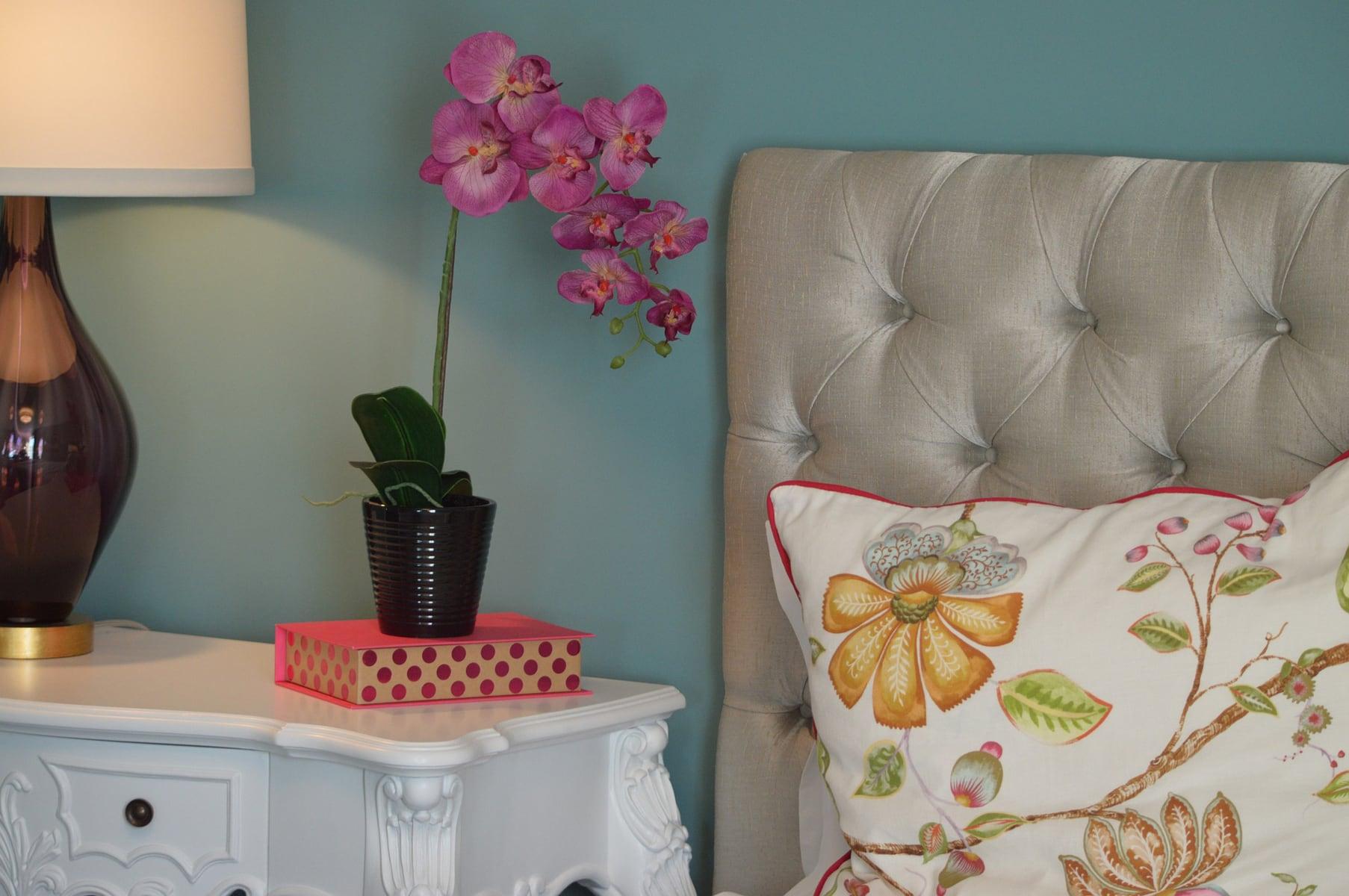 bedroom-flowers
