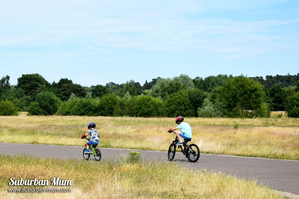 brooklands-bike-riding